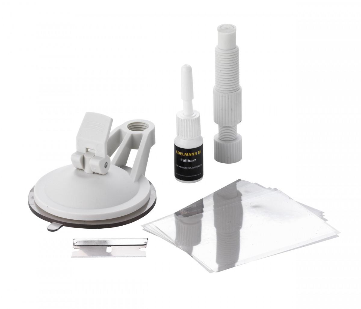 diy scheibenreparaturset windschutzscheibenreparatur steinschlagreparatur. Black Bedroom Furniture Sets. Home Design Ideas
