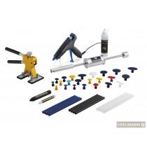 Ausbeulwerkzeug Komplettset Ausbeulset Dellenlifter Ausbeulzange 63105