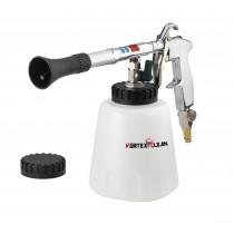 Vortexclean X-020 Reinigungspistole kugelgelagerter Metall Rotor hochwertig